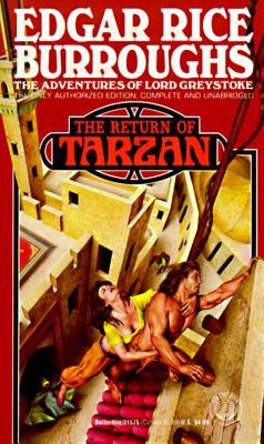 The Return of Tarzan By Burroughs, Edgar Rice